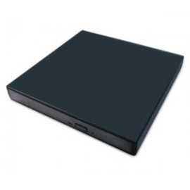 USB 2.0 Notebook CD/DVD Enclosure – IDE interface