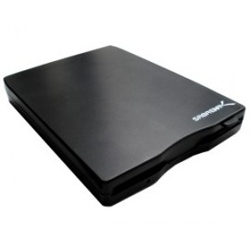 Sabrent USB External 1.44MB Floppy Drive Black - SBT-UFDB