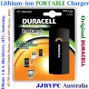 Duracell Portable USB Lithium-ion Charger for iPhones, iPod, Blackberry and MP3 Players