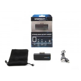 Sabrent Extended-Range Battery Charger (External BATTERY CHARGER FOR IPOD, iPhone 2 - 4s, iPad)