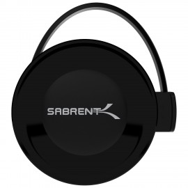 Sabrent WF-RADU Wifi Audio Receiver (Supports DLNA and AirPlay) for Home Stereo, Portable Speakers
