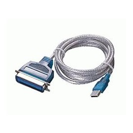 USB to Parallel ( Printer IEEE 1284 ) Cable USBA-IEEE6