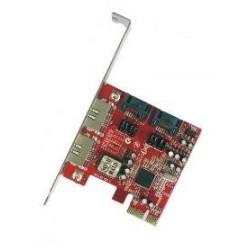 Serial ATA II 3Gbps 4 Ports PCI Express RAID & SATA II Host Controller Card